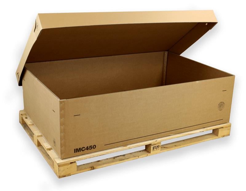 Automotive Verpackung IMC450