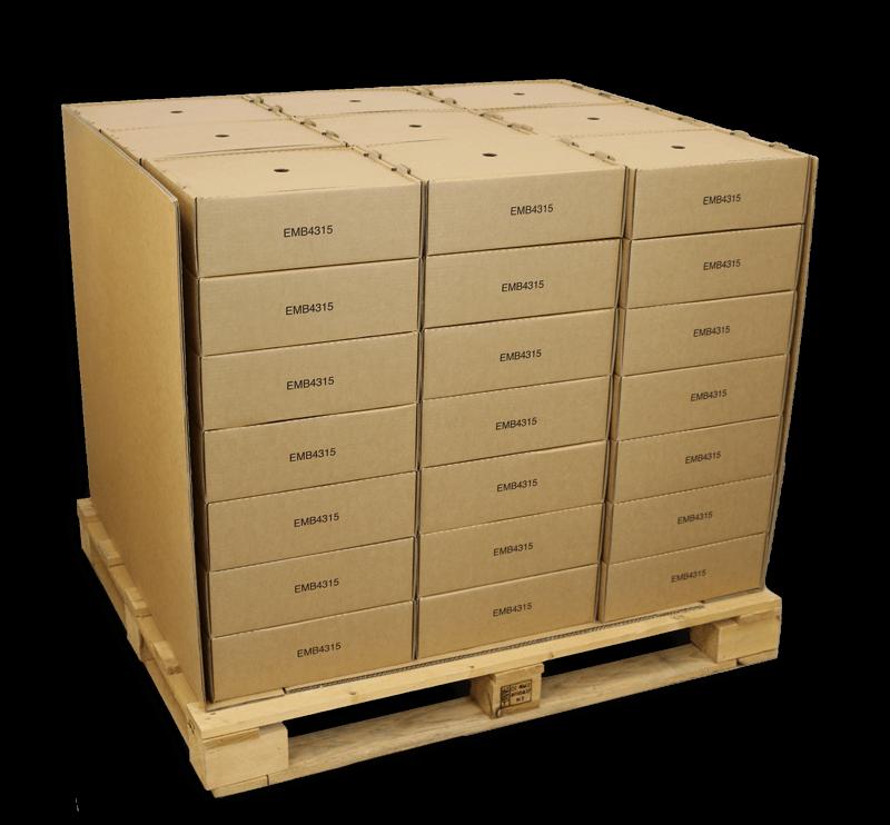 Automotive Verpackung EMB