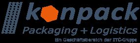 Konpack Packaging & Logistics Logo